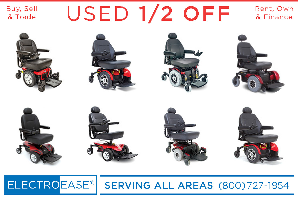 Tremendous Used 1 2 Off Electric Wheelchair Phoenix Store Pride Jazzy Home Interior And Landscaping Ologienasavecom